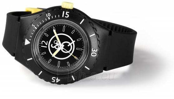 Vyriškas laikrodis Q&Q SmileSolar 20BAR Series 001 RP04J001Y Paveikslėlis 4 iš 5 310820161174