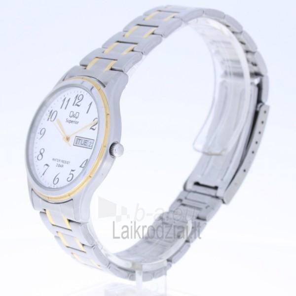 Vyriškas laikrodis Q&Q W430J404 Paveikslėlis 2 iš 7 30069608901