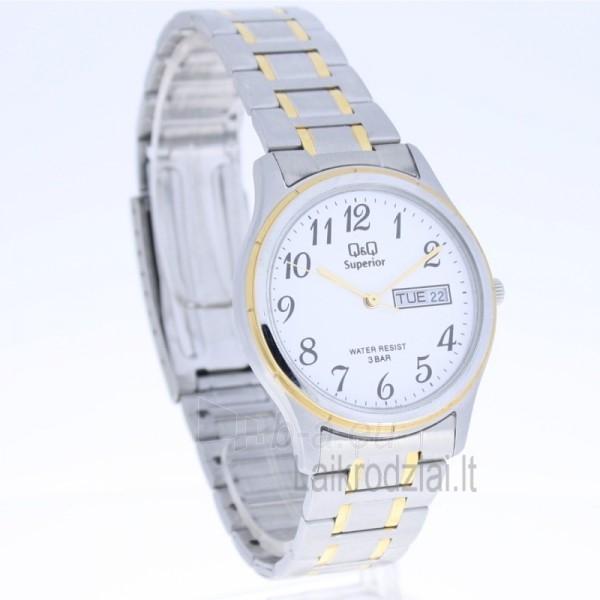 Vyriškas laikrodis Q&Q W430J404 Paveikslėlis 6 iš 7 30069608901