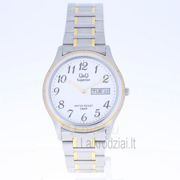 Vyriškas laikrodis Q&Q W430J404 Paveikslėlis 7 iš 7 30069608901