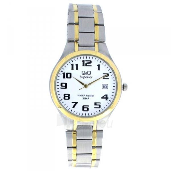 Vyriškas laikrodis Q&Q W584J404 Paveikslėlis 1 iš 6 310820018432
