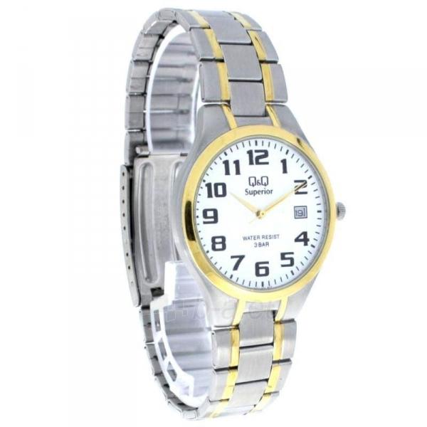 Vyriškas laikrodis Q&Q W584J404 Paveikslėlis 2 iš 6 310820018432