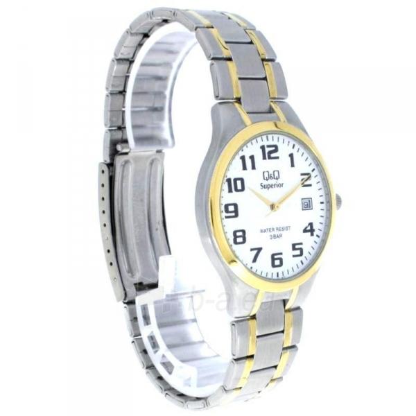 Vyriškas laikrodis Q&Q W584J404 Paveikslėlis 3 iš 6 310820018432