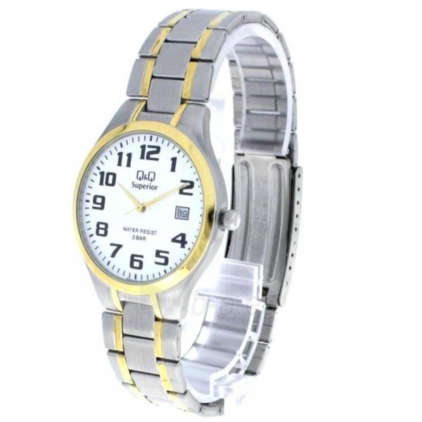 Vyriškas laikrodis Q&Q W584J404 Paveikslėlis 6 iš 6 310820018432
