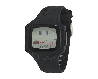 Male laikrodis Quiksilver The Addictive 2.0 QS-1023BLK Paveikslėlis 1 iš 1 310820116359