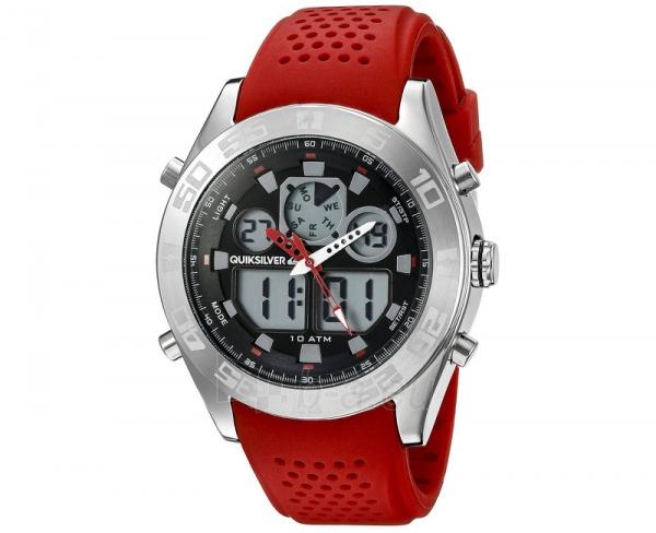 Vyriškas laikrodis Quiksilver The Fifty50 QS-1017RDSV Paveikslėlis 1 iš 1 30069610693