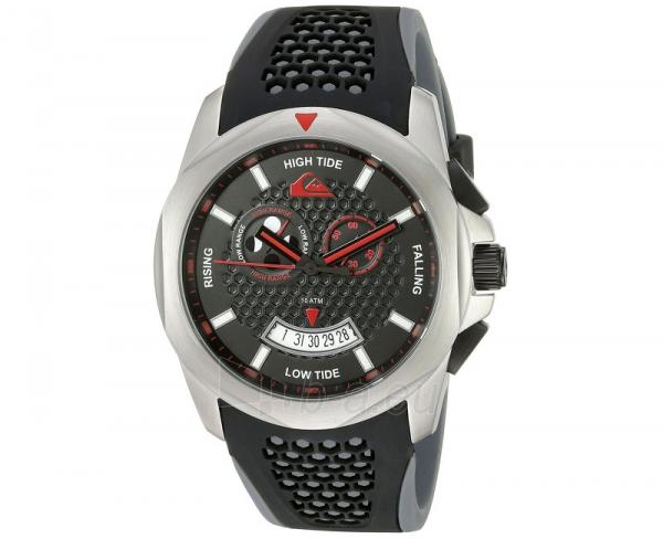 Vīriešu pulkstenis Quiksilver The Quard QS-1009BKDG Paveikslėlis 1 iš 1 30069610696