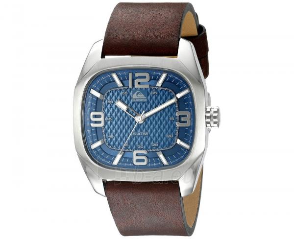 Male laikrodis Quiksilver Urban The Bruiser QS-1006DBSV Paveikslėlis 1 iš 1 30069610704