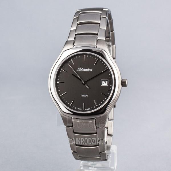 Vyriškas laikrodis rankinis Adriatica A8201.4116Q Paveikslėlis 1 iš 5 30069605665