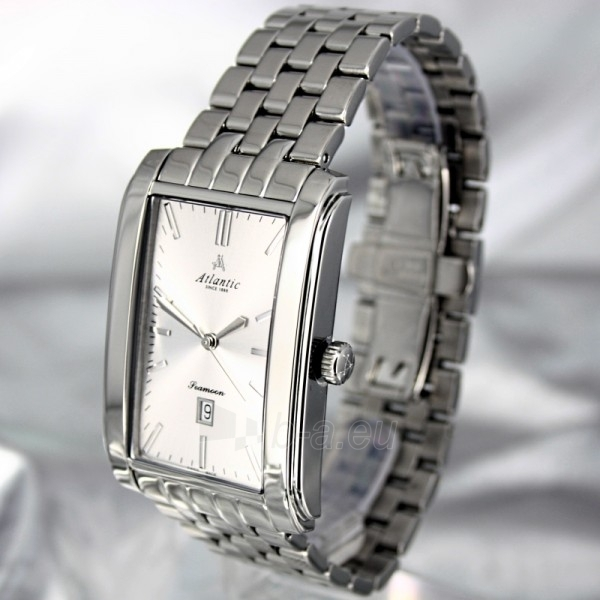 Vīriešu rankinis pulkstenis ATLANTIC Seamoon Big Size XXL 67345.41.21 Paveikslėlis 1 iš 8 30069605618
