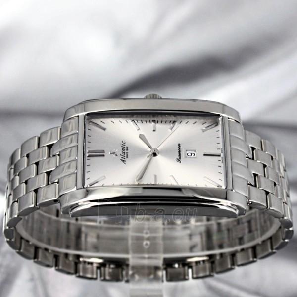 Vīriešu rankinis pulkstenis ATLANTIC Seamoon Big Size XXL 67345.41.21 Paveikslėlis 4 iš 8 30069605618