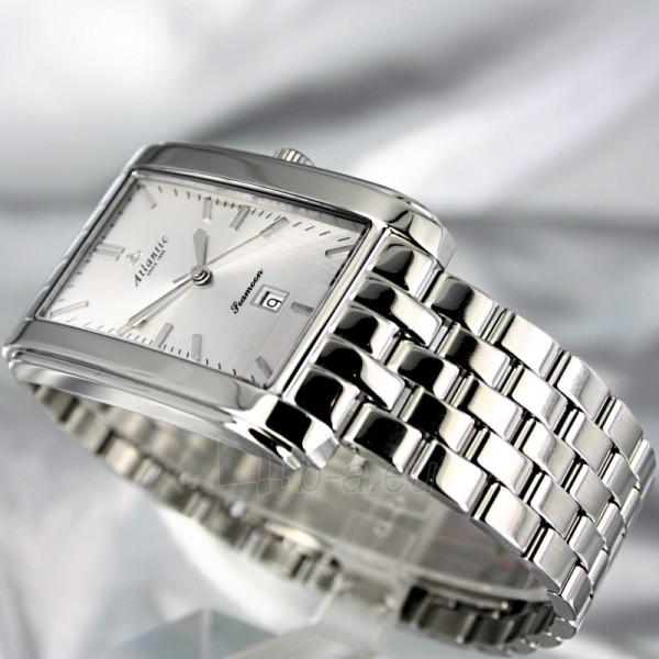 Vīriešu rankinis pulkstenis ATLANTIC Seamoon Big Size XXL 67345.41.21 Paveikslėlis 5 iš 8 30069605618