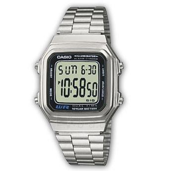 Vyriškas laikrodis rankinis CASIO A178WEA-1AEF Paveikslėlis 1 iš 1 30069605620