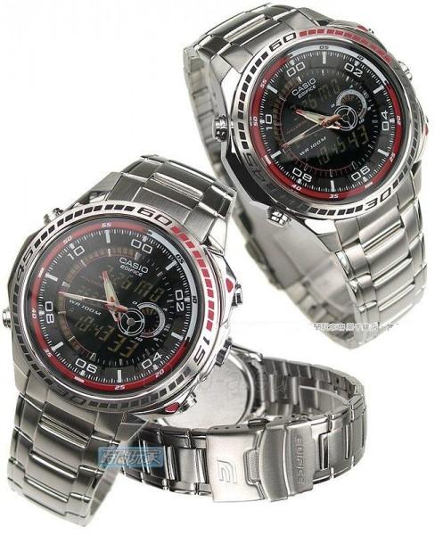 Vīriešu rankinis pulkstenis CASIO EFA-121D-1AVEF Paveikslėlis 1 iš 1 30069605628