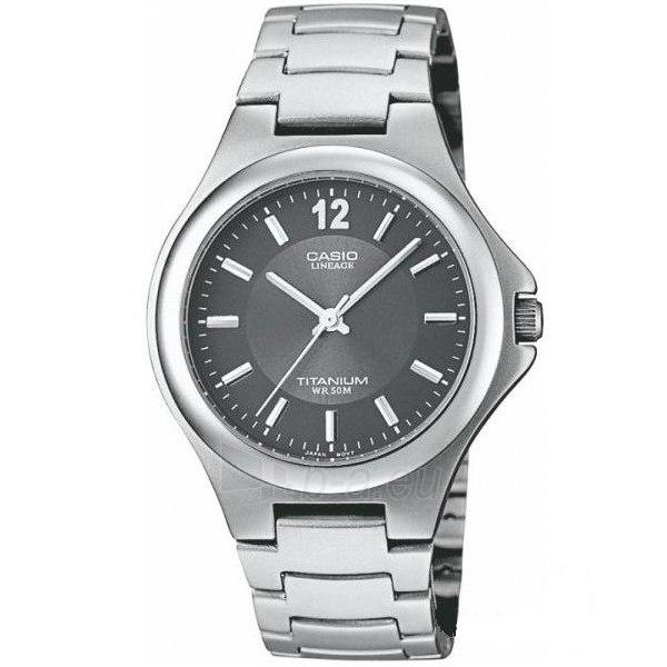 Vyriškas laikrodis rankinis Casio LIN-163-8AVEF Paveikslėlis 1 iš 6 30069605633