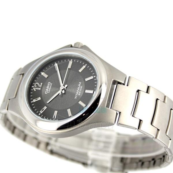 Vyriškas laikrodis rankinis Casio LIN-163-8AVEF Paveikslėlis 2 iš 6 30069605633