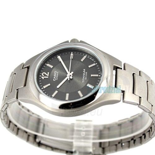 Vyriškas laikrodis rankinis Casio LIN-163-8AVEF Paveikslėlis 4 iš 6 30069605633
