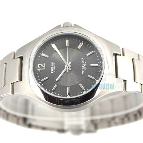 Vyriškas laikrodis rankinis Casio LIN-163-8AVEF Paveikslėlis 5 iš 6 30069605633
