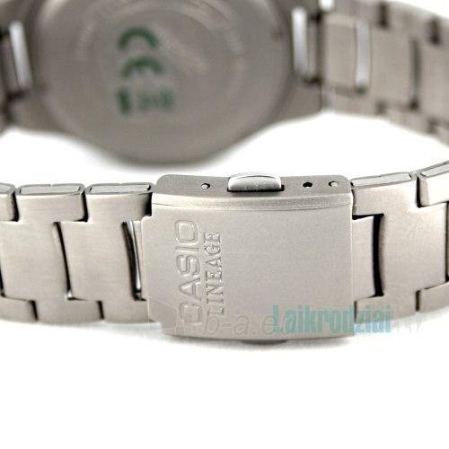 Vyriškas laikrodis rankinis Casio LIN-163-8AVEF Paveikslėlis 6 iš 6 30069605633