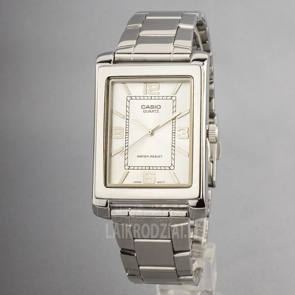 Vīriešu rankinis pulkstenis CASIO MTP-1234D-7AEF Paveikslėlis 5 iš 5 30069605635