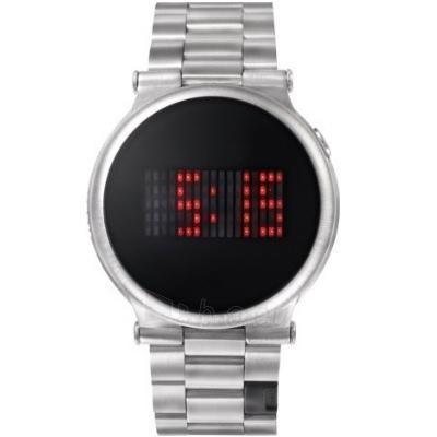 Vyriškas laikrodis rankinis Storm Camden Silver Paveikslėlis 1 iš 1 30069605643