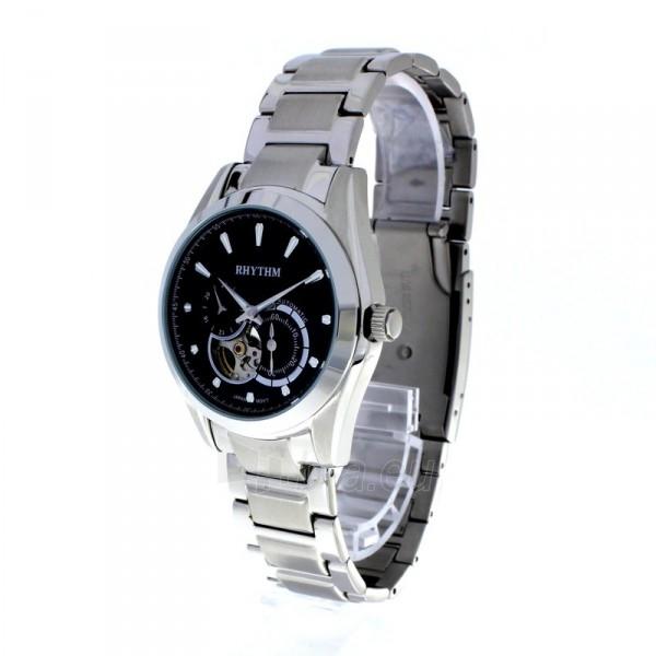Vyriškas laikrodis Rhythm A1101S05 Paveikslėlis 2 iš 4 30069608908