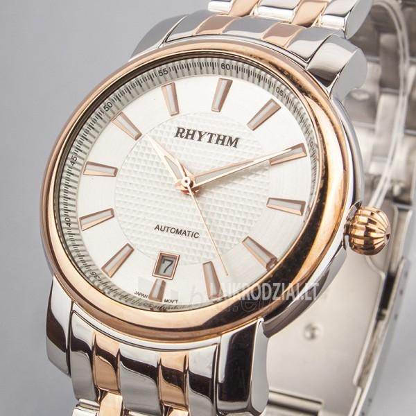 Vīriešu pulkstenis Rhythm A1103S04 Paveikslėlis 3 iš 6 30069608912