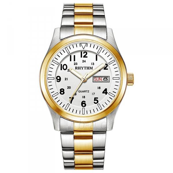 Vyriškas laikrodis Rhythm G1101S04 Paveikslėlis 1 iš 7 30069606150