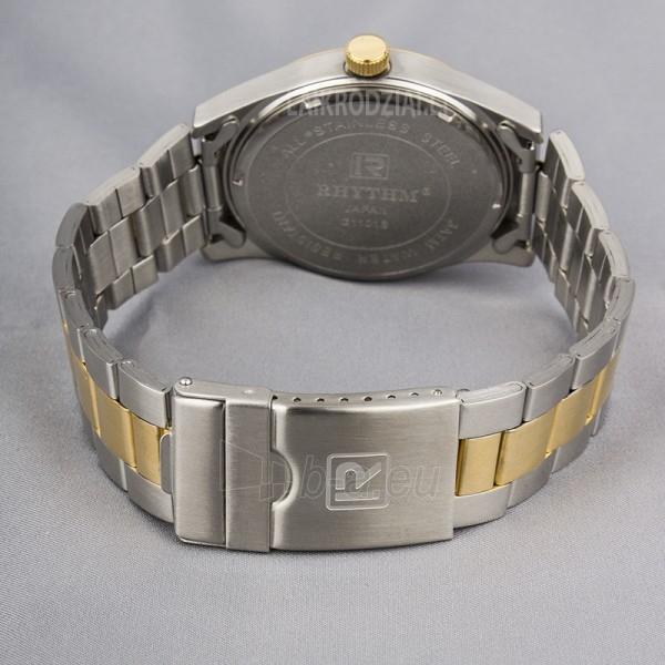 Vyriškas laikrodis Rhythm G1101S04 Paveikslėlis 4 iš 7 30069606150