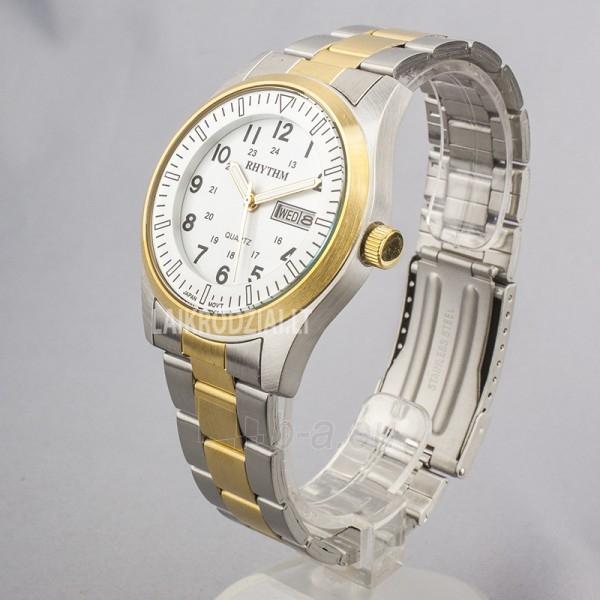 Vyriškas laikrodis Rhythm G1101S04 Paveikslėlis 6 iš 7 30069606150