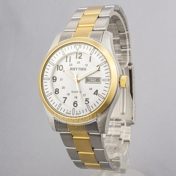 Vyriškas laikrodis Rhythm G1101S04 Paveikslėlis 7 iš 7 30069606150