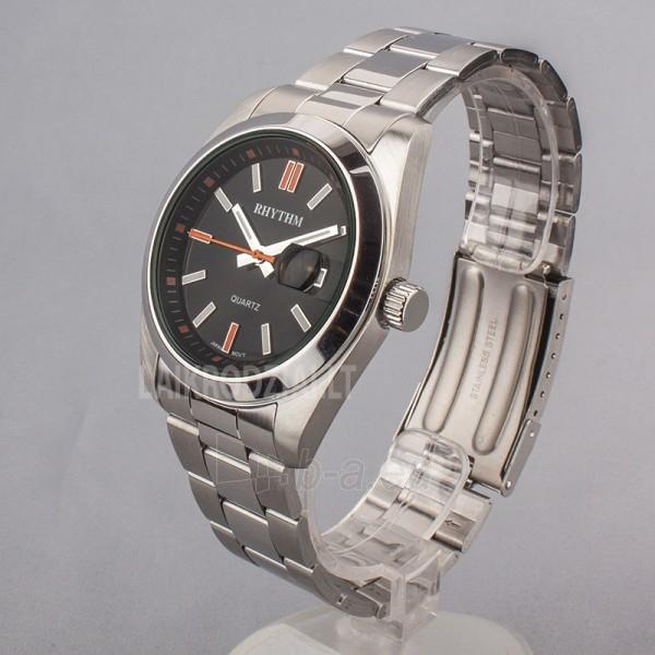 Vyriškas laikrodis Rhythm G1103S01 Paveikslėlis 5 iš 6 30069606152