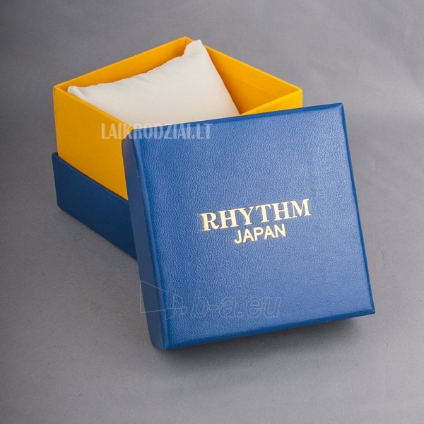 Vyriškas laikrodis Rhythm G1107S05 Paveikslėlis 5 iš 5 30069606159