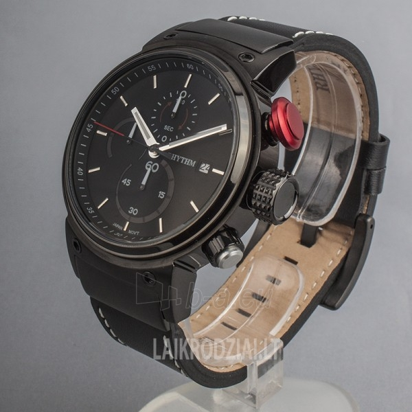 Vyriškas laikrodis Rhythm I1101R01 Paveikslėlis 2 iš 5 30069606171