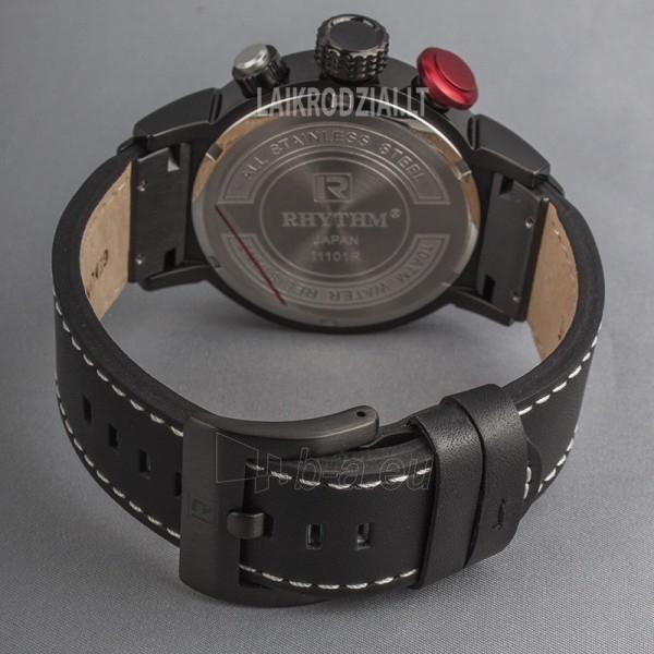 Vyriškas laikrodis Rhythm I1101R01 Paveikslėlis 4 iš 5 30069606171