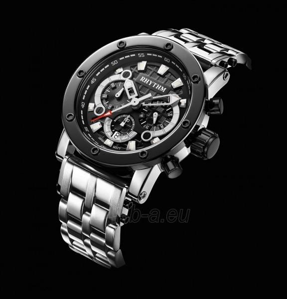 Vyriškas laikrodis Rhythm I1203S01 Paveikslėlis 2 iš 7 30069606175