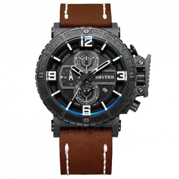 Vyriškas laikrodis Rhythm I1401I02 Paveikslėlis 1 iš 1 30069606176