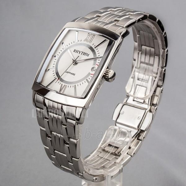 Vyriškas laikrodis Rhythm P1201S01 Paveikslėlis 3 iš 7 30069606177