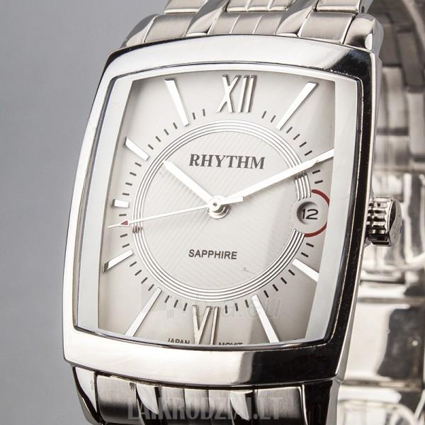 Vyriškas laikrodis Rhythm P1201S01 Paveikslėlis 4 iš 7 30069606177