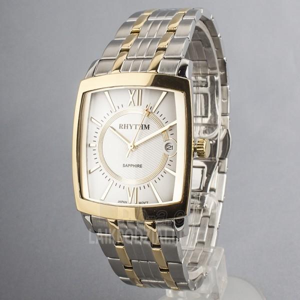 Vyriškas laikrodis Rhythm P1201S03 Paveikslėlis 1 iš 6 30069606179