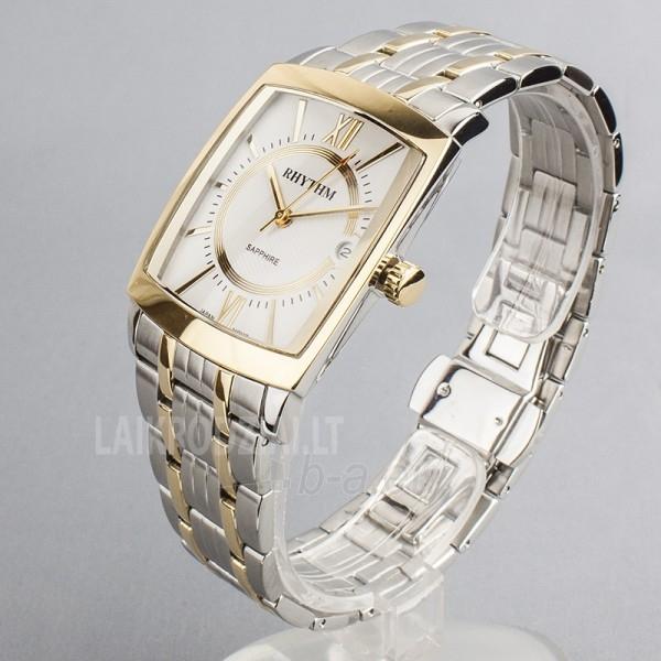 Vyriškas laikrodis Rhythm P1201S03 Paveikslėlis 2 iš 6 30069606179