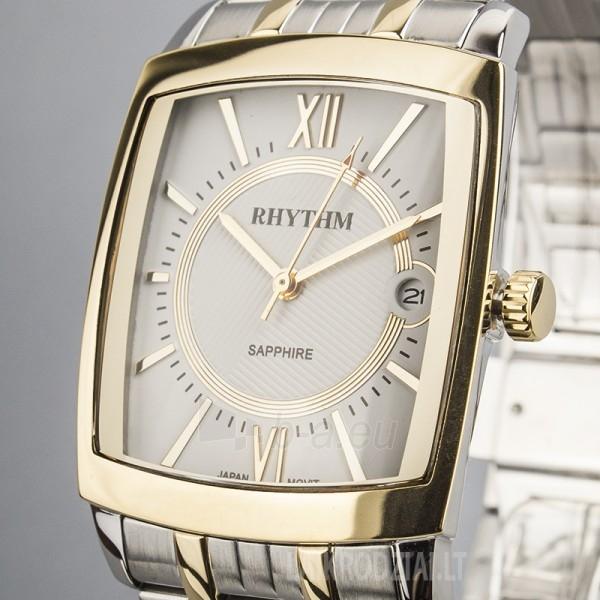 Vyriškas laikrodis Rhythm P1201S03 Paveikslėlis 3 iš 6 30069606179