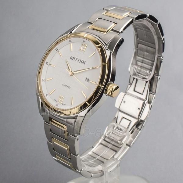 Vīriešu pulkstenis Rhythm P1203S03 Paveikslėlis 2 iš 5 30069606183