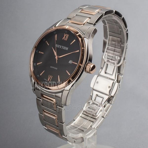 Vyriškas laikrodis Rhythm P1203S06 Paveikslėlis 2 iš 5 30069606185