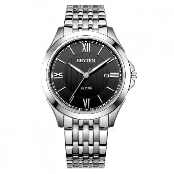Vyriškas laikrodis Rhythm P1205S02 Paveikslėlis 1 iš 6 30069606187