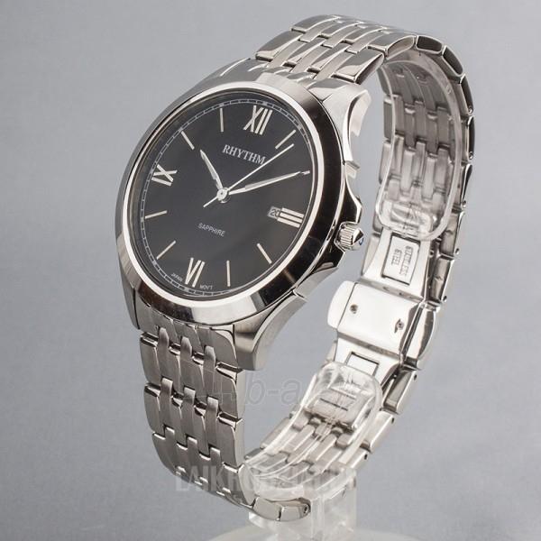 Vyriškas laikrodis Rhythm P1205S02 Paveikslėlis 3 iš 6 30069606187