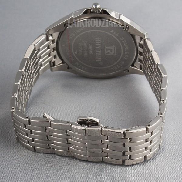Vyriškas laikrodis Rhythm P1205S02 Paveikslėlis 4 iš 6 30069606187