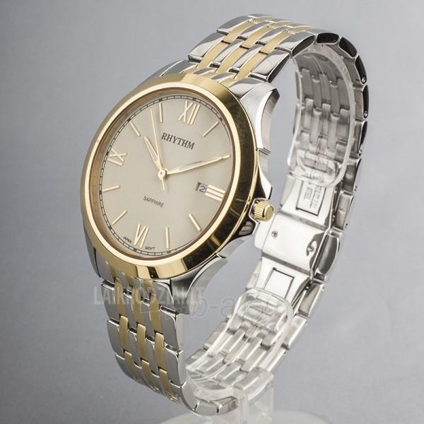Vyriškas laikrodis Rhythm P1205S04 Paveikslėlis 2 iš 5 30069606188