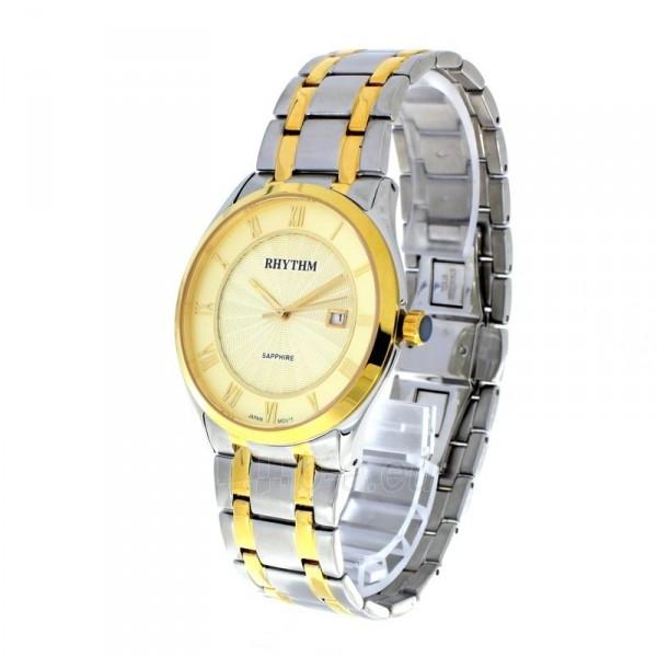 Vīriešu pulkstenis Rhythm P1207S04 Paveikslėlis 2 iš 4 30069606192