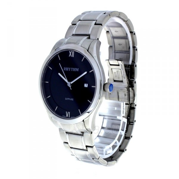 Vīriešu pulkstenis Rhythm P1211S02 Paveikslėlis 2 iš 4 30069606195